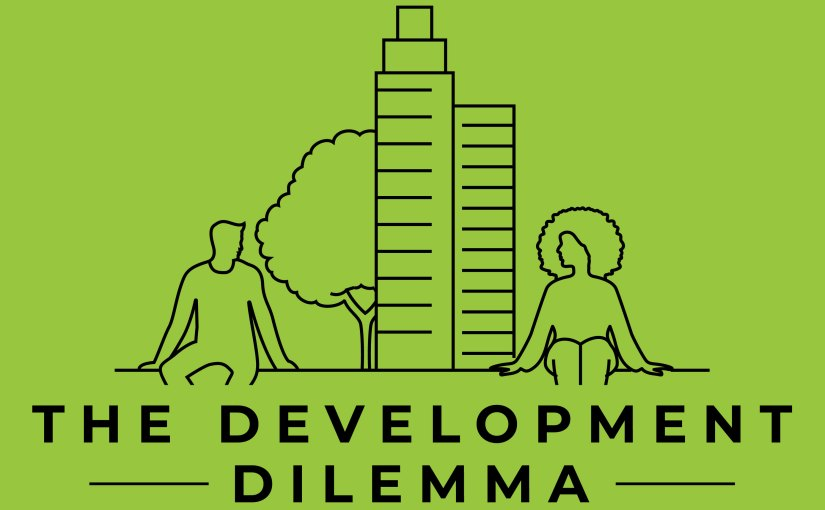 The Development Dilemma podcast